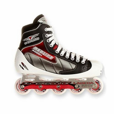 Tour Redline Junior Inline Hockey Goalie Skates