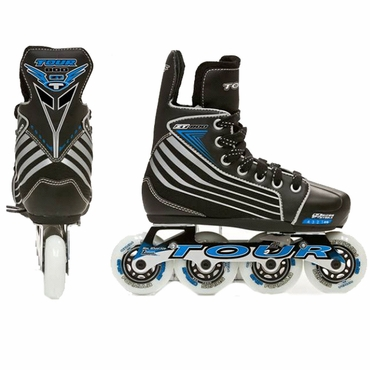 Tour ZT800 Adjustable Youth Inline Hockey Skates