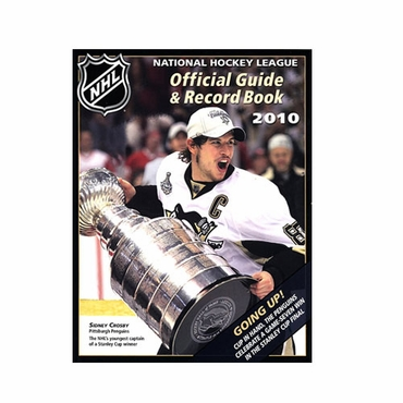 Triumph NHL Official Guide and Record Book 2010