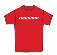 Warrior Logo Youth Short Sleeve Shirt - 2012
