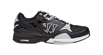 Warrior Bushido Senior Shoes - Black - 2012