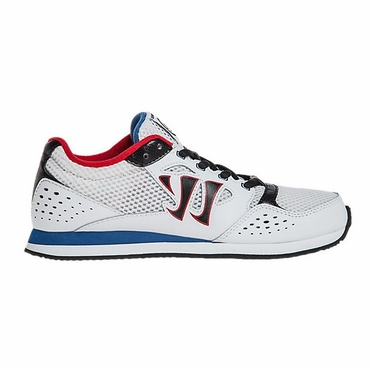 Warrior Actify Training Shoe - Red/White/Blue - Youth