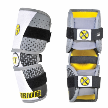 Warrior Adrenaline X1 Lacrosse Elbow Guards - Adult