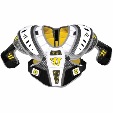 Warrior Adrenaline X1 Adult Lacrosse Shoulder Pads