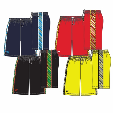 Warrior Ain't So Laser Senior Hockey Shorts - 2012