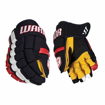 Warrior Bonafide X Junior Hockey Gloves - 2012