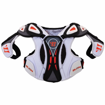 Warrior Burn Hitman Lacrosse Shoulder - Adult