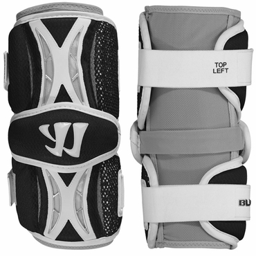 Warrior Burn Senior Lacrosse Arm Guards