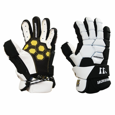 Warrior Buzz Kill Youth Goalie Lacrosse Gloves