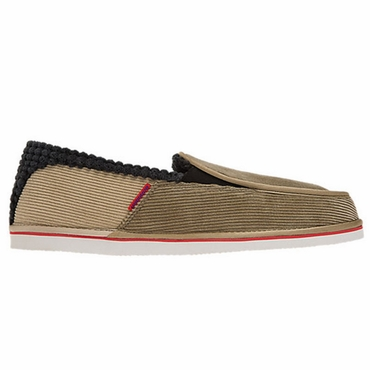 Warrior Chancla Senior Lifestyle Shoe - Tan