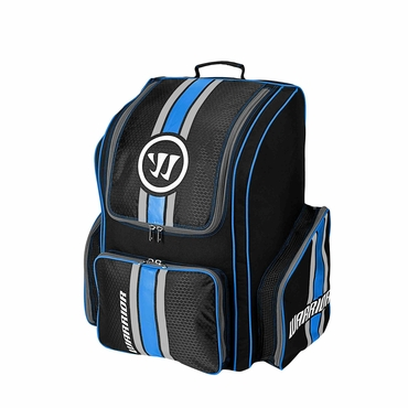Warrior Covert Senior Hockey Wheeled Backpack Bag