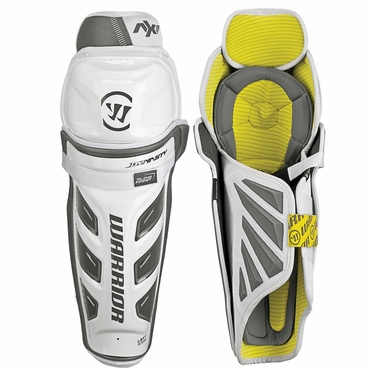 Warrior Dynasty AX1 Intermediate Hockey Shin Guards