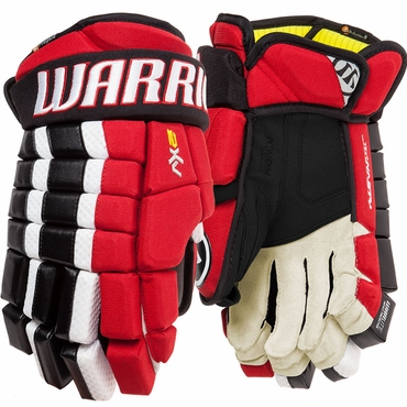 Warrior Dynasty AX2 Hockey Gloves - Junior