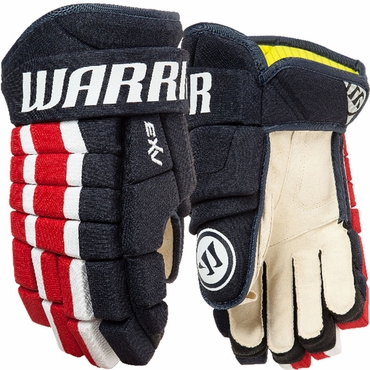 Warrior Dynasty AX3 Hockey Gloves - Junior