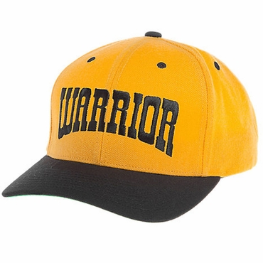 Warrior Frontier Senior Curved Brim Hockey Hat