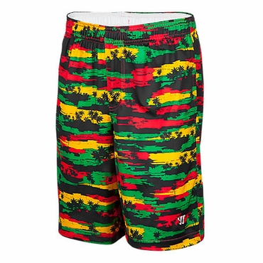 Warrior Hawaiian Senior Lacrosse Shorts