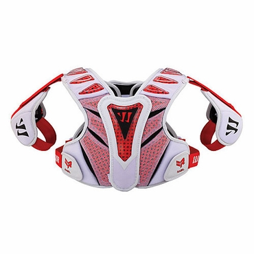 Warrior Hitlyte Adult Lacrosse Shoulder - Rabil