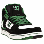 Warrior Hound Dog Youth Shoes - Black/Green - 2012