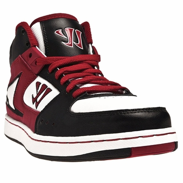 Warrior Hound Dog Junior Shoes - Black/Red - 2012