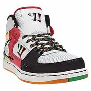 Warrior Hound Dog Youth Shoes - Rasta - 2012