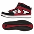Warrior Hound Dog Senior Shoes - Black/Red - 2012