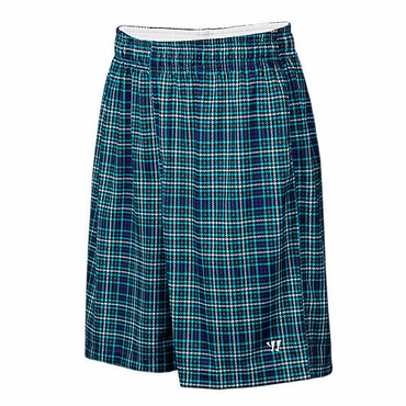 Warrior Houndsplaid Lacrosse Shorts - Adult