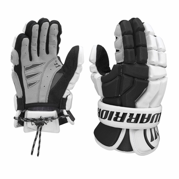 Warrior Hundy Youth Lacrosse Gloves