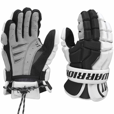 Warrior Hundy Junior Lacrosse Gloves