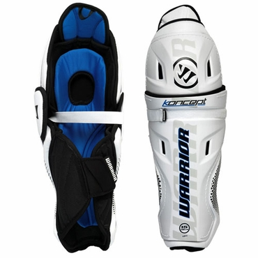 Warrior Koncept Junior Hockey Shin Guards