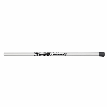 Warrior Krypto Pro Diamond Lacrosse Defense Shaft