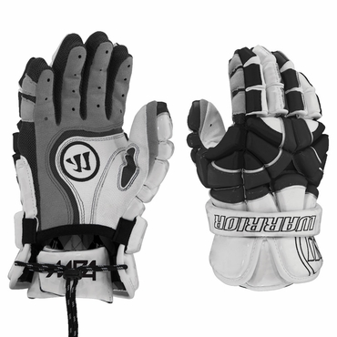 Warrior MD4 Lacrosse Gloves - Adult