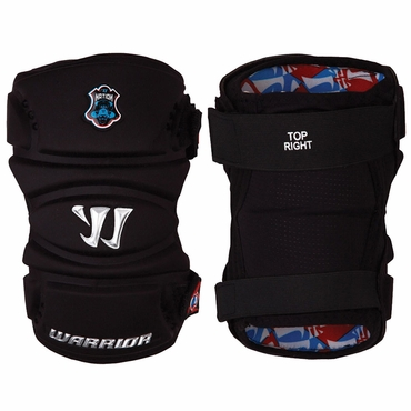 Warrior Nation Senior Lacrosse Arm Pads