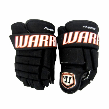 Warrior - Pro Stock Hockey Gloves - Philadelphia Flyers