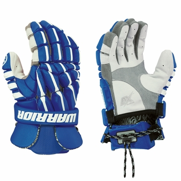 Warrior Regulator 2 Goalie Lacrosse Gloves - Youth