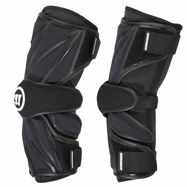 Warrior Regulator Lacrosse Arm Guards - Adult