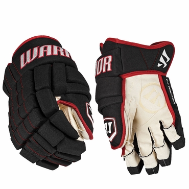 Warrior Remix Junior Hockey Gloves - 2012