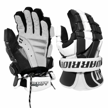 Warrior Riot Adult Lacrosse Gloves