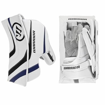 Warrior Ritual Intermediate Hockey Goalie Blocker - 2013