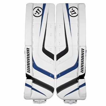Warrior Ritual Junior Hockey Goalie Leg Pads - 2013