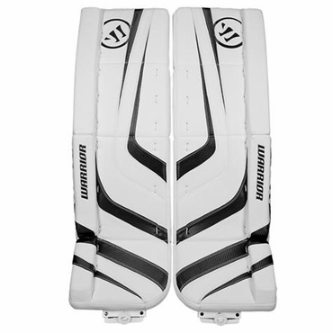 Warrior Ritual Pro Senior Hockey Goalie Leg Pads - 2012