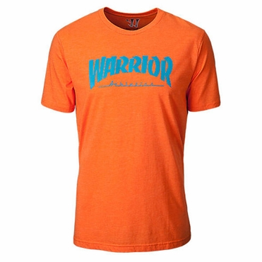 Warrior Senior Athletics 50/50 Short Sleeve Shirt