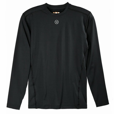 Warrior Senior Long Sleeve Compression Hockey Shirt - 2012