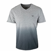 Warrior Senior V-Neck 50/50 Fade Short Sleeve Shirt