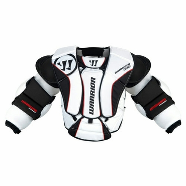 Warrior Swagger Intermediate Hockey Goalie Chest & Arm Protector - 2012