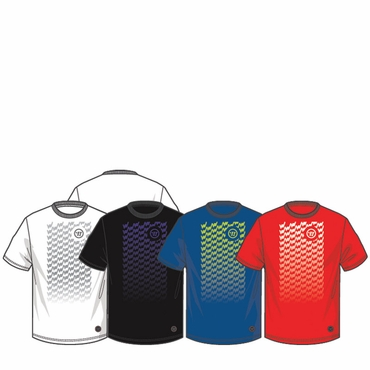 Warrior Tooth Youth Short Sleeve Hockey Shirt - 2012