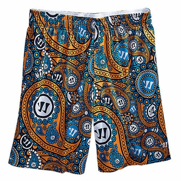 Warrior Woodstock Adult Shorts - 2012