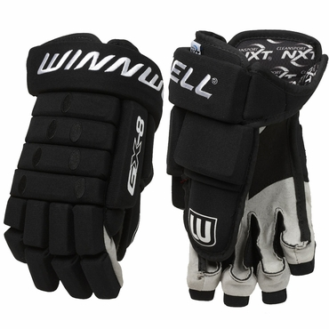 Winnwell GX-8 Hockey Gloves - Junior
