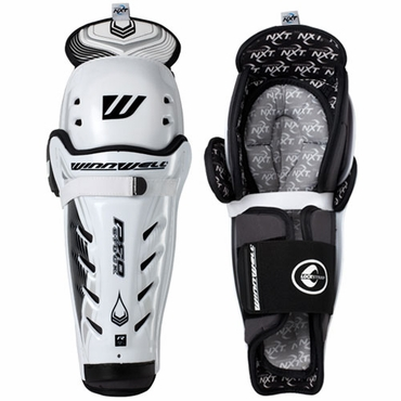 Winnwell Pro Stock Junior Hockey Shin Guards