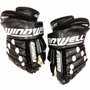 Winnwell Pro Stock PU Senior Hockey Gloves