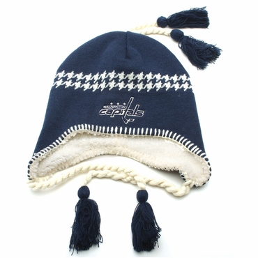Zephyr Alpine Hockey Knit Hat - Washington Capitals